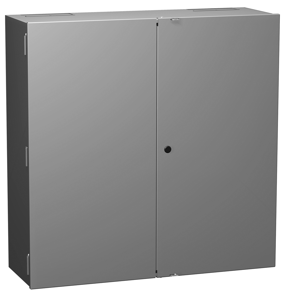 Type 1 Mild Steel Metering Cabinets (Hydro Quebec Version) CMC Q Series