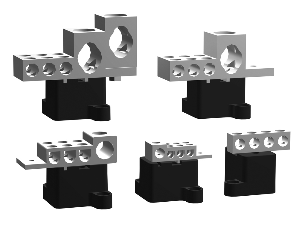 Splitter Blocks CSBL Series