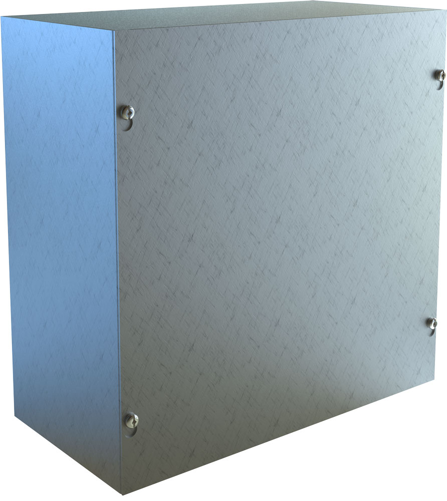 Type 1 Unpainted Galvanized Steel Junction Box CSG Series
