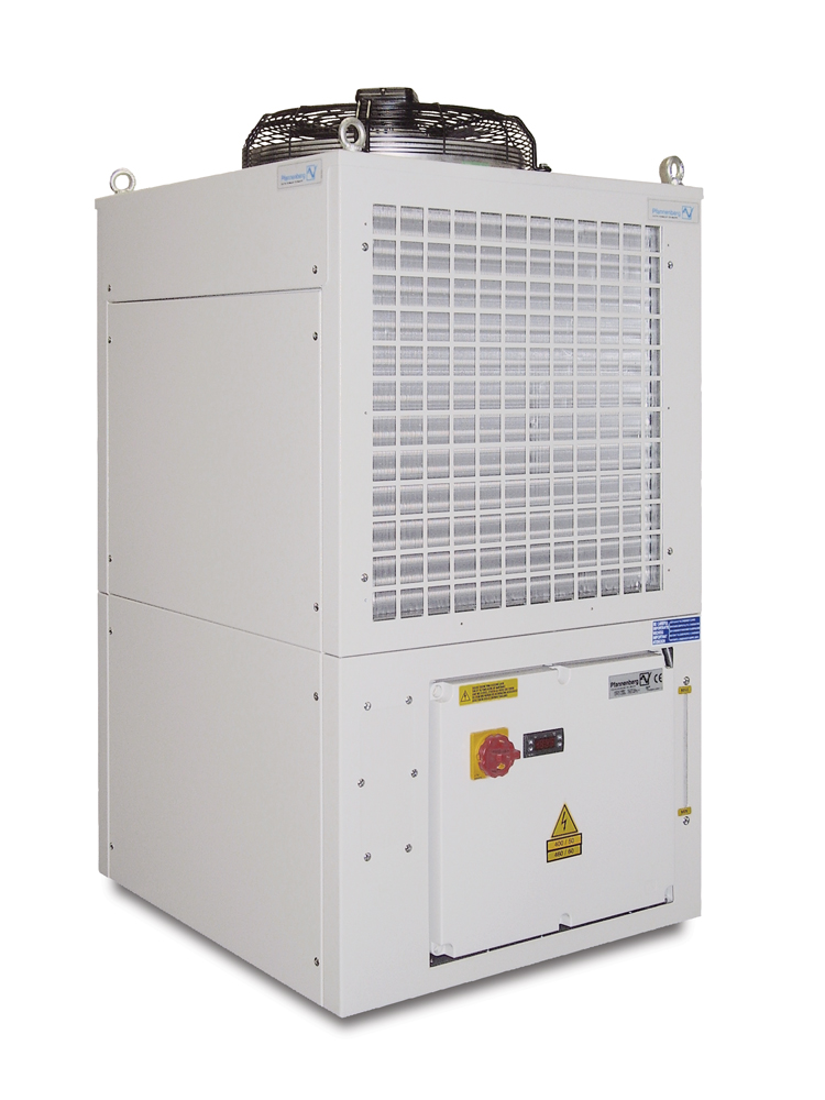 Water Chillers EB-RACK Series