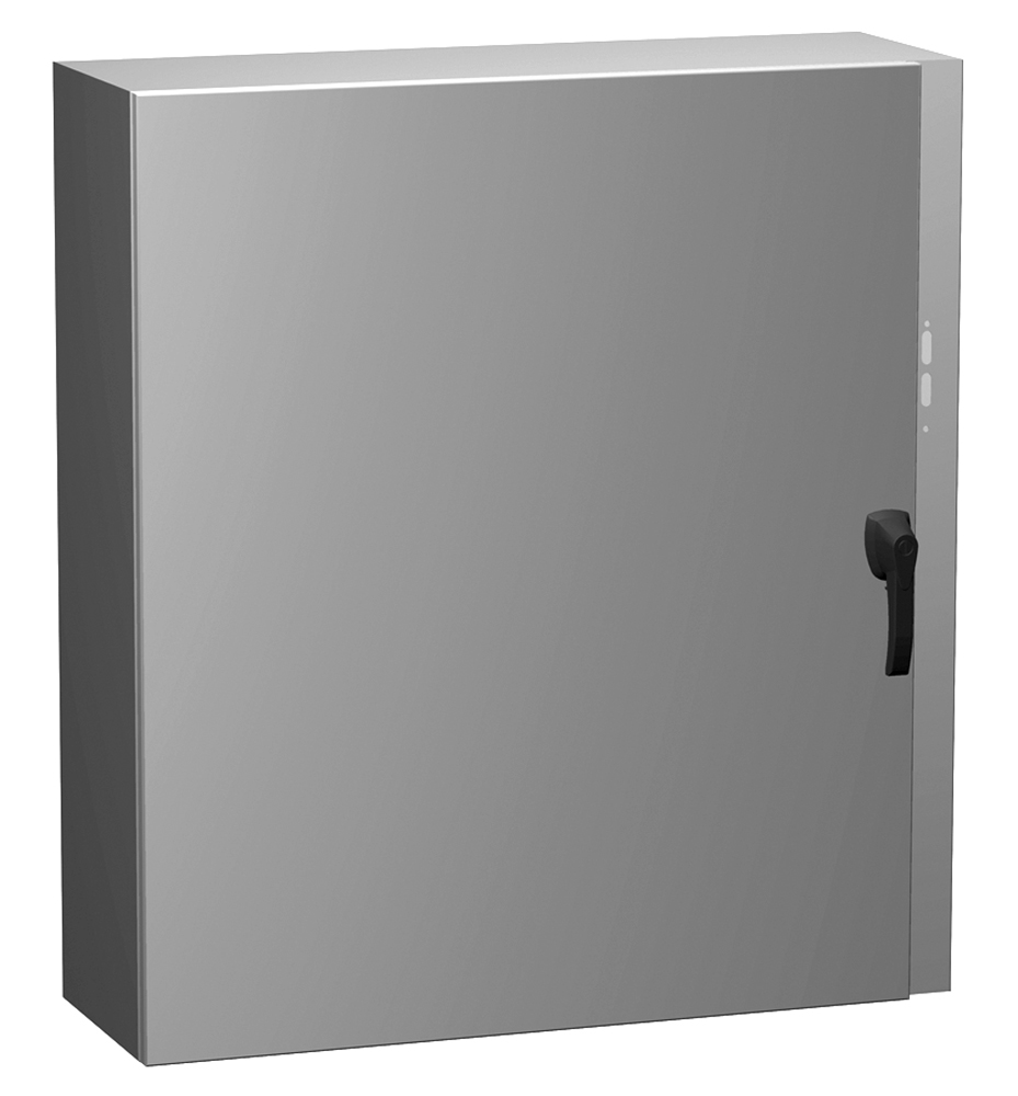Type 4 Mild Steel Wallmount Disconnect Enclosure Eclipse Series