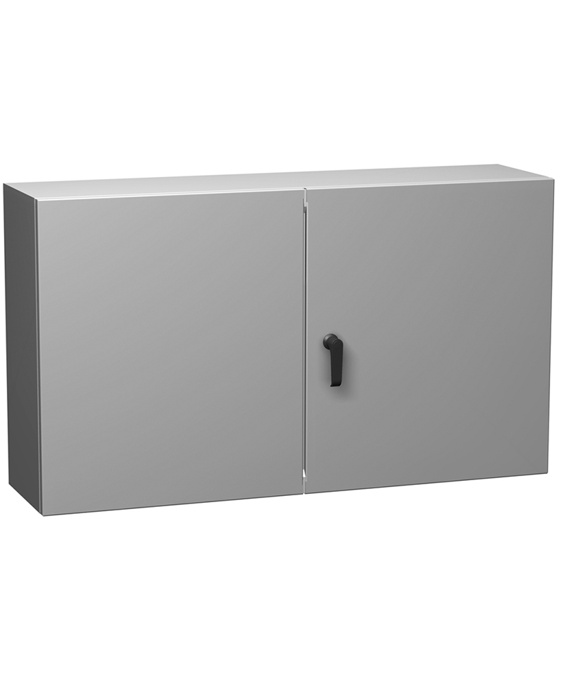 Type 12 Mild Steel Two Door Wallmount Enclosure Eclipse Series