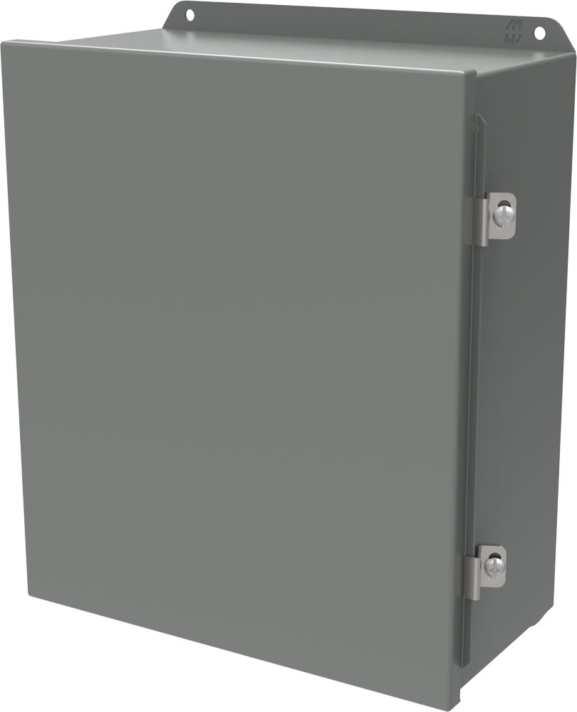 Type 4 & 12 Mild Steel Junction Box (HJ H Series)