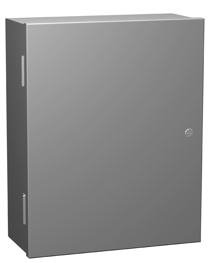 Type 1 Mild Steel Wallmount Enclosure N1A Series