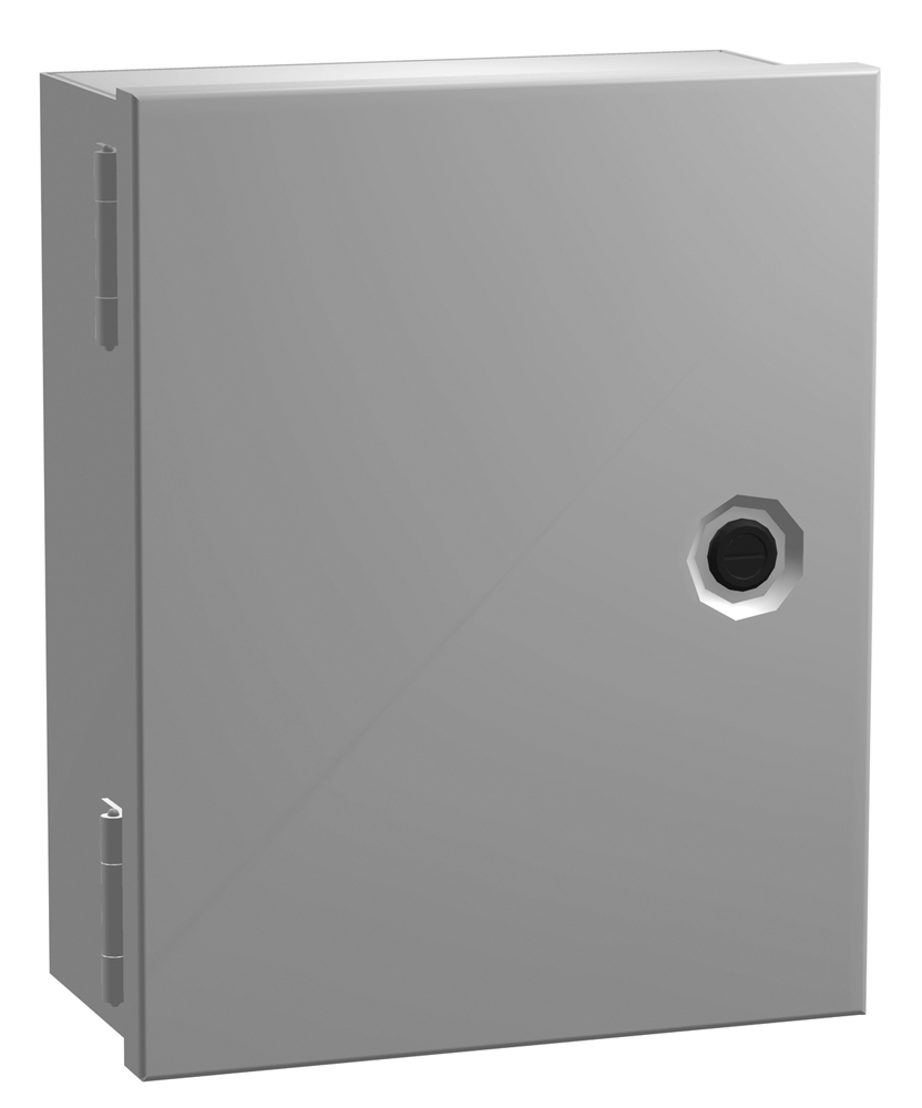 Type 1 Mild Steel Small Wallmount Enclosure N1J Series