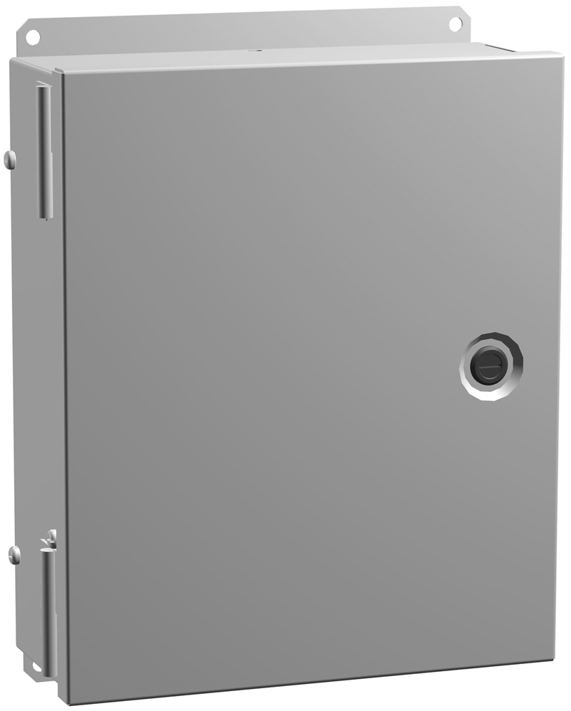Type 1 Mild Steel 3 Piece Wallmount Enclosure N1W S Series