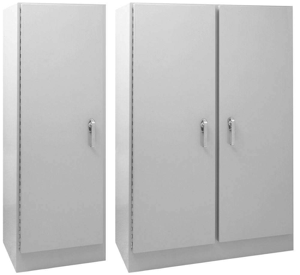 Type 4X Polyester Single/Two Door Freestanding Enclosure PJFS Series