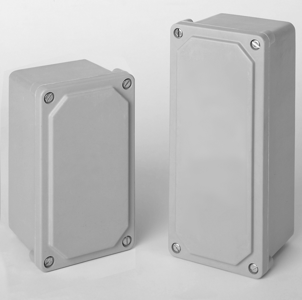 Type 4, 4X Polyester Inline Enclosure PJI Series