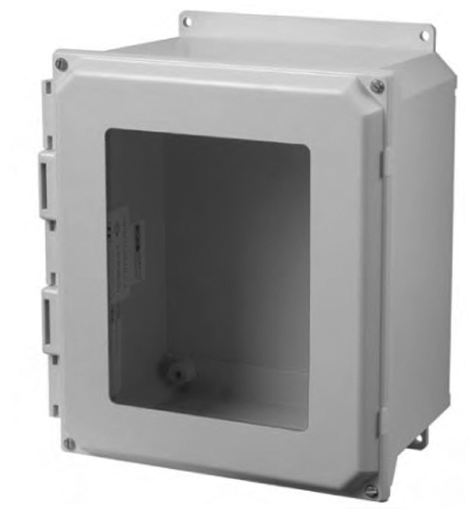 Type 4X Polyester Junction Box w/ Window PJU Series