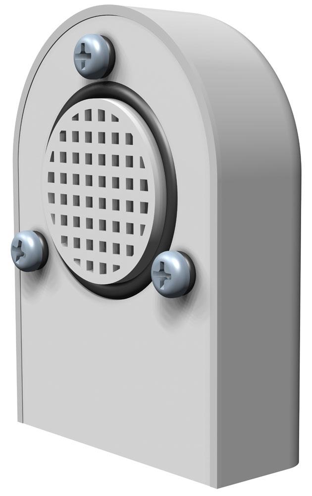 Large Rainproof Ventilator SDV LG