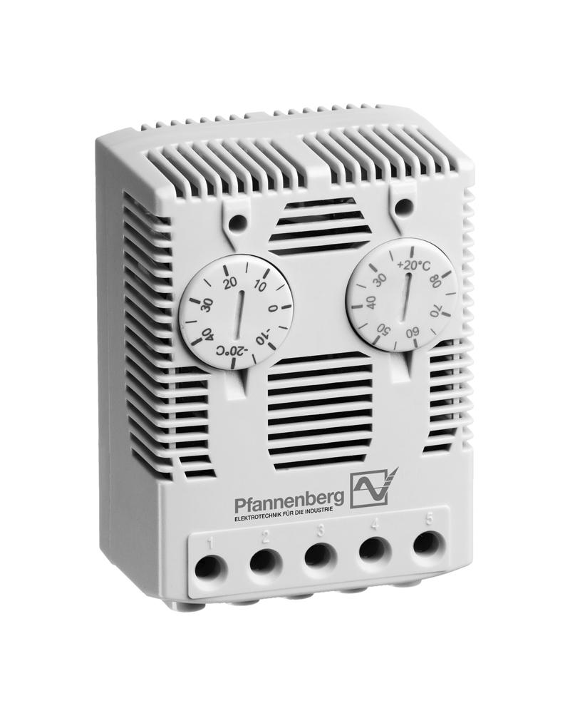 Twin Thermostats SKTD Series