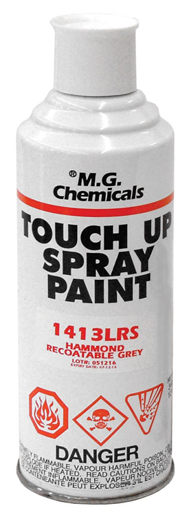 Touch-Up Spray Paint 1413 Series