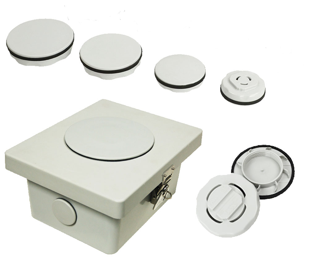 Hole Plugs HPN4PC Series Type 4X Non-metallic - UR/cUR