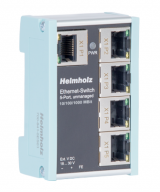 Ethernet-Switch 5-port, unmanaged, 10/100/1000 Mbit