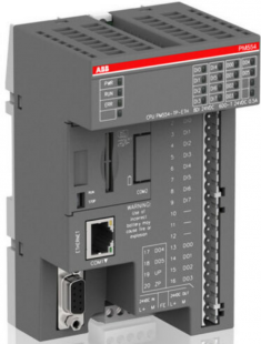 ABB AC500-ECO Entry level PLC solutions