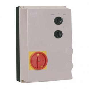 Motor starters and protection
